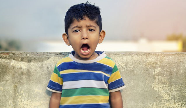 anger management in children